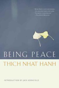 Meditation Book Being Peace