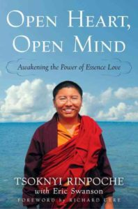 Meditation Book Open Heart Open Mind