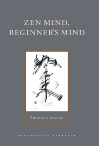 Meditation Book Zen Mind Beginners Mind