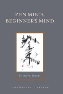 Meditation Book Zen Mind Beginners Mind
